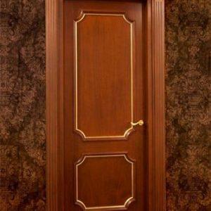 Model Pintu Kamar Kayu Jati Terbaru Desain Minimalis