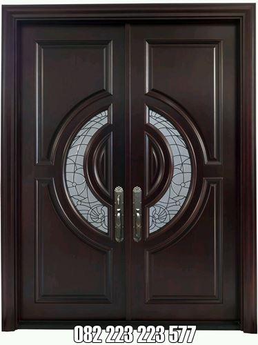 Pintu Rumah Murah Model Daun Kupu