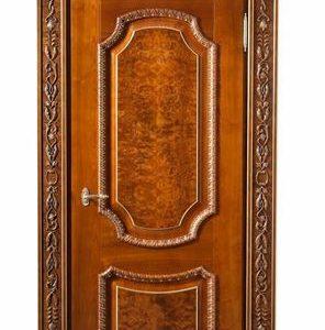 Pintu Kamar Ukiran Jati Rumah Klasik