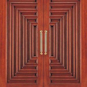 Pintu Modern Rumah Masa Kini Desain Minimalis Terbaru