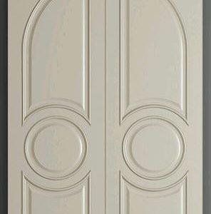 Daun Pintu Kupu Tarung Minimalis Untuk Rumah Modern