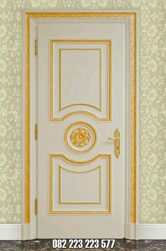 Pintu Ukir Untuk Kamar Tidur Desain Klasik Mewah
