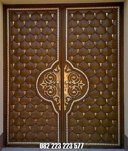 Pintu Untuk Masjid Terbaru Model Kupu Tarung