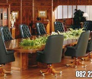 Model Meja Meeting Kantor Panjang 12 Kursi