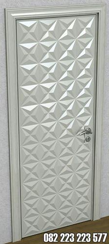 Motif Pintu Kamar Terbaru Masa Kini Desain Minimalis Elegan